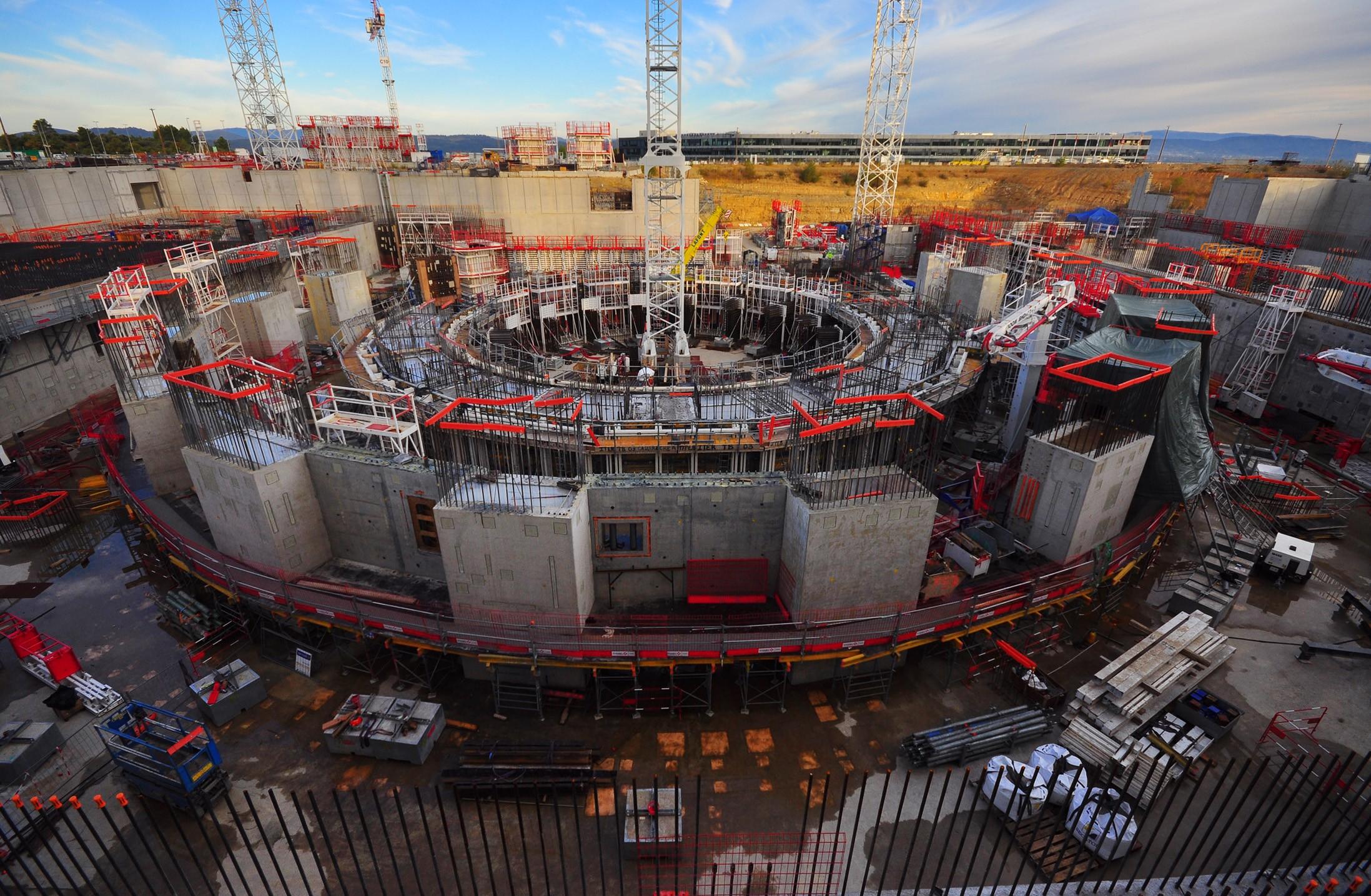 Anticiper l'avenir et la gestion des futurs déchets d'ITER