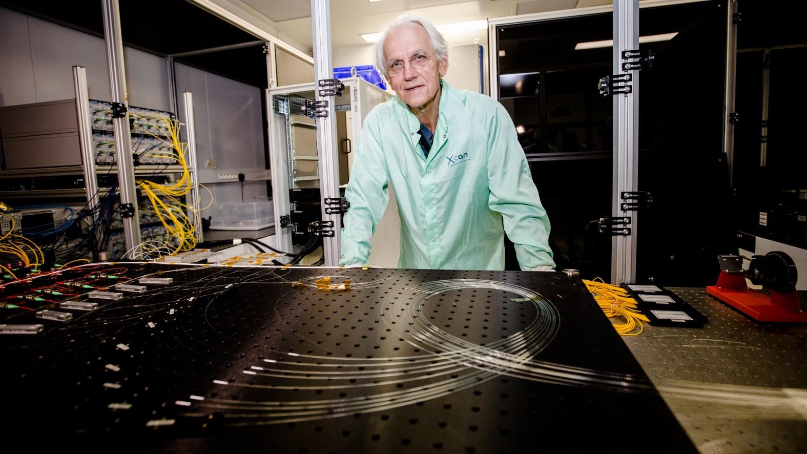 La transmutation de déchets radioactifs par laser de haute puissance : le défi de Gérard Mourou
