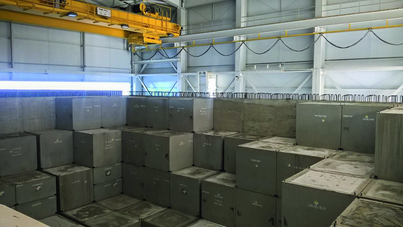 Une dynamique collective à l'international pour le stockage des déchets radioactifs