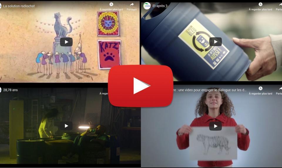 4 courts-métrages sur les déchets radioactifs à voir ou à revoir