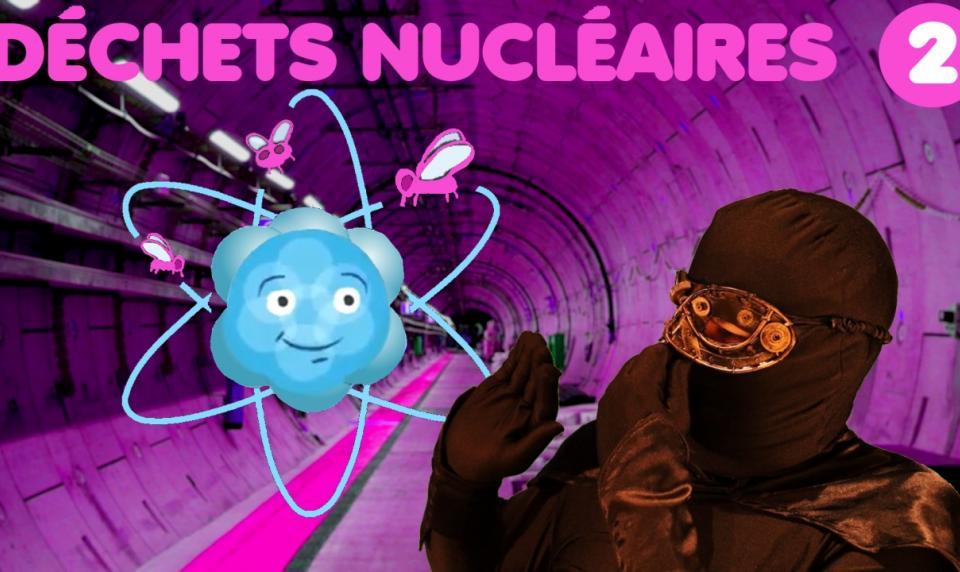 Les déchets radioactifs dans le viseur du youtubeur « Defakator »
